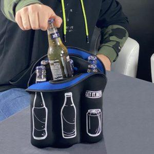 Neoprene Beer Bottle Holder-2