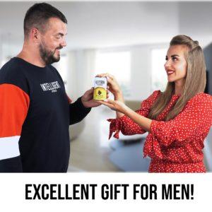 Socks For Men Beer Print-2